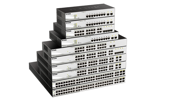 DGS 1210 stack 02