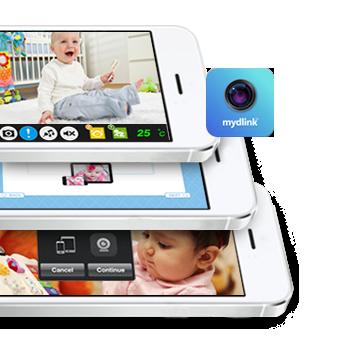 Wi Fi Baby Camera