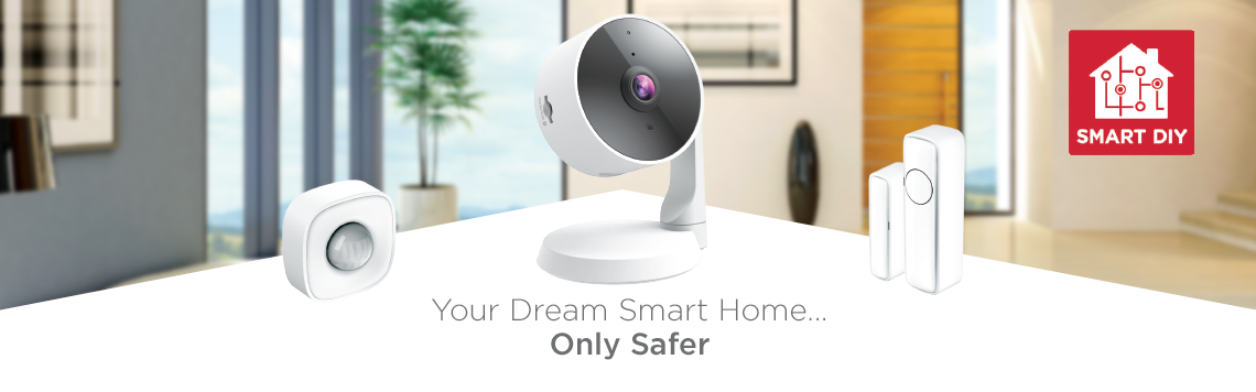 D-Link Smart Home Security Kits
