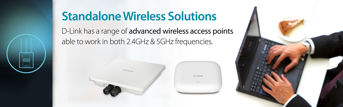 D-Link Business Standalone Wireless Solutions