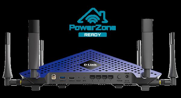 TAIPAN - AC3200 Ultra Wi-Fi Modem Router