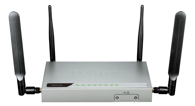 Router Sim Karte.4g Lte Vpn Router With Sim Card Slot