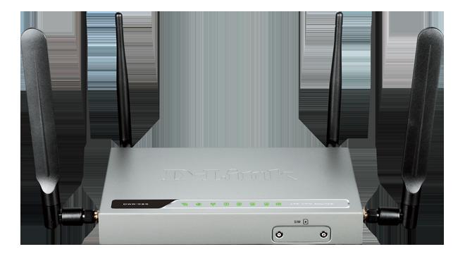 3G 4G LTE Desktop Broadband Routers