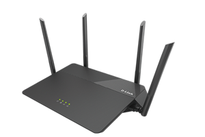 DIR-878 photo-left D-Link AC1900 MU-MIMO Wi-Fi Router