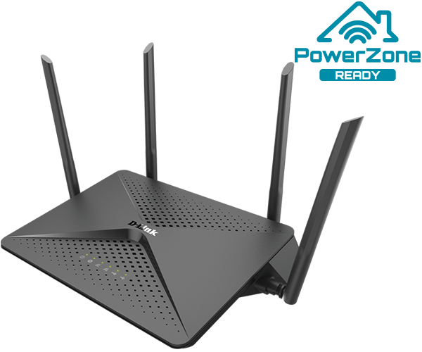 DIR-882-AU-side-right D-Link EXO AC2600 MU-MIMO Wi-Fi Router