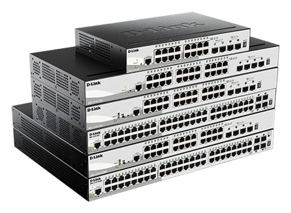 DGS-1510 Series Switches