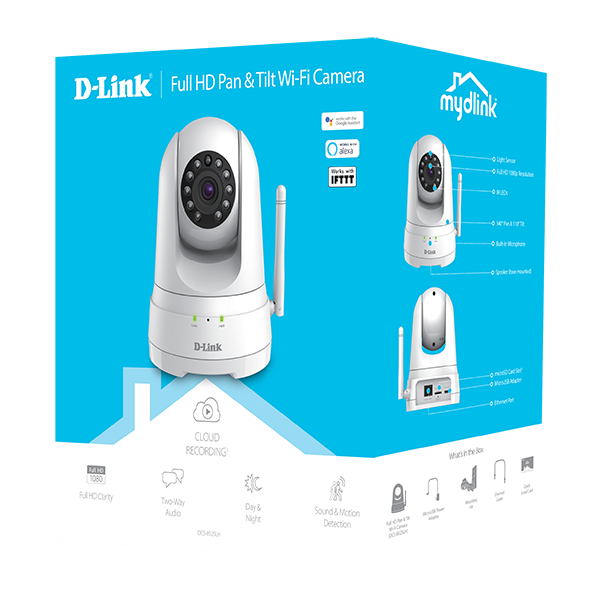 D-Link DCS-8525LH Giftbox