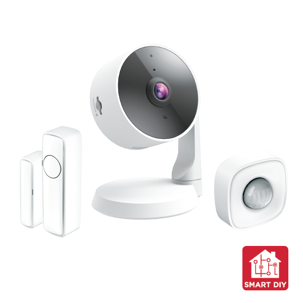 D-Link Smart DIY Security camera kit DCS-8331KT
